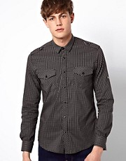 Guide London Gingham Shirt Long Sleeve