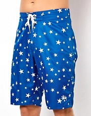 Stussy Stars Board Shorts