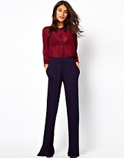 ASOS Trousers with Wide Leg