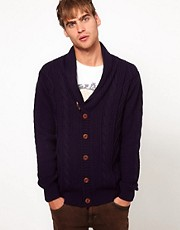 River Island Aran Cardigan