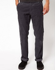 Selected - Pantaloni in velluto a coste