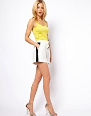 Pantalones cortos colour block de ASOS