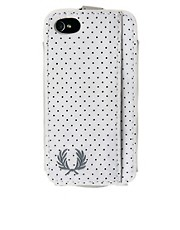 Fred Perry Perforated iPhone Case