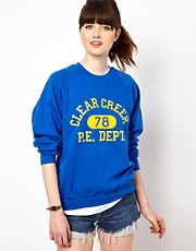 Pop Boutique Clear Creek Sweat Top