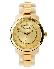 Accessorize Ladies Round Face Bracelet Watch