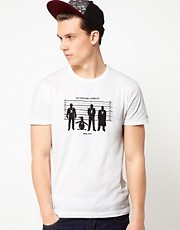 Original Penguin T-Shirt with Ususal Suspects Print