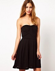 Dress Gallery Bandeau Mini Dress