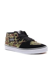 Vans Half Cab Trainers