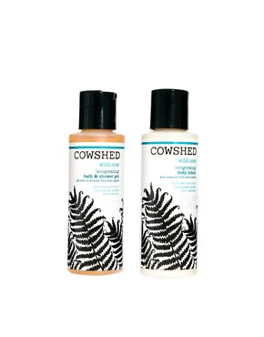 Image 3 ofCowshed Limited Edition Invigorating Wild Duo SAVE 72%