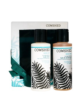 Image 1 ofCowshed Limited Edition Invigorating Wild Duo SAVE 72%