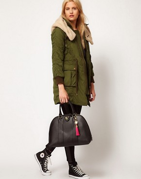 Image 3 ofPaul&#39;s Boutique Lottie Kettle Bowling Bag