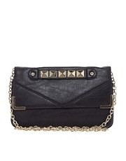 Aldo Edgewater Studded Clutch