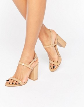 ASOS HELLO Heeled Sandals