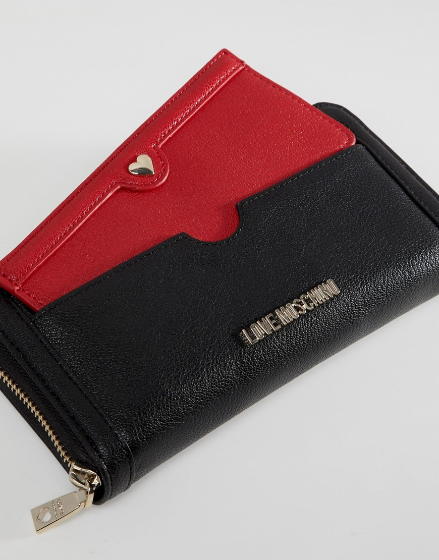 Love Moschino Purse - Black