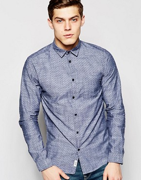 Jack and Jones Polka Dot Shirt