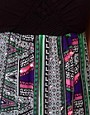 Image 3 ofRiver Island Rhoda Macrame Barbados Print Maxi Dress