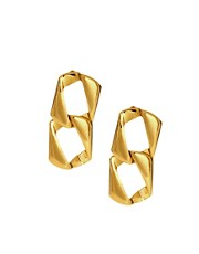 ASOS Vintage Style Flat Link Earring