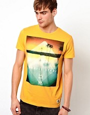 Jack &amp; Jones T-Shirt With Photo Print