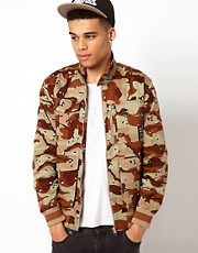 Adidas Originals Jacket with Camo print