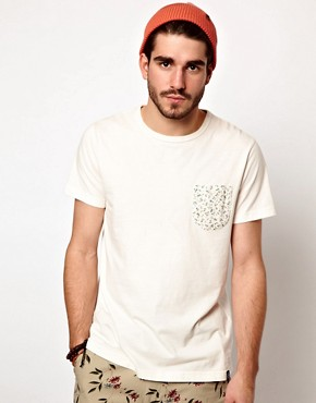 Image 1 ofPenfield T-Shirt with Contrast Pocket