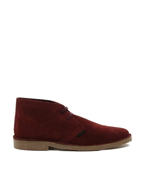 Image 4 ofBen Sherman Clegg Suede Desert Boots