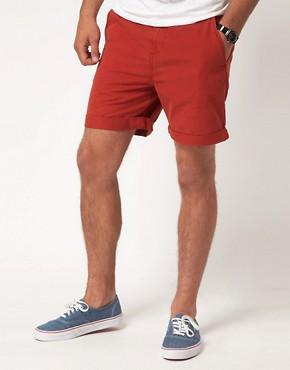 Image 1 of ASOS Chino Shorts