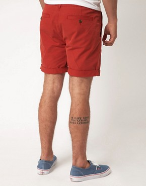 Image 2 of ASOS Chino Shorts