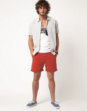 Image 4 of ASOS Chino Shorts
