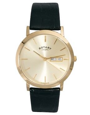 Image 1 ofRotary Quartz Strap Watch GS02624/03/DD