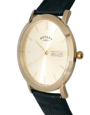 Image 3 ofRotary Quartz Strap Watch GS02624/03/DD