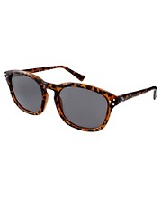 Gafas de sol estilo wayfarer Psychometry de Cheap Monday