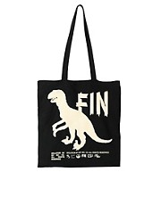 Borders &amp; Frontiers The End Dino Shopper