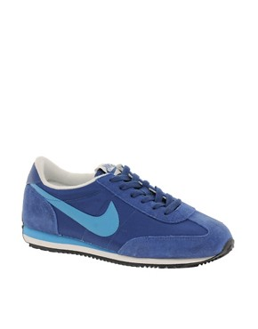 Image 1 ofNike Oceania Blue Trainers