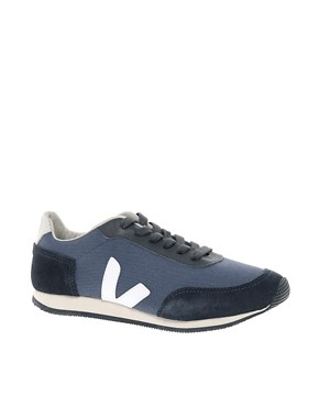 Image 1 of Veja Arcade Blue Low Top Trainers