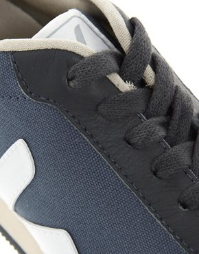 Image 2 of Veja Arcade Blue Low Top Trainers