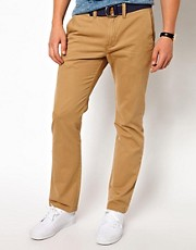 Chinos tapered de corte slim Excerpt de Vans