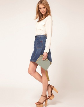 Image 3 ofASOS Book Clutch