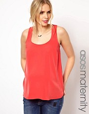 ASOS Maternity Woven Tank