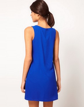 Image 2 ofASOS Simple Shift Dress