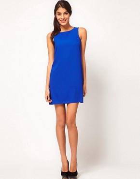 Image 4 ofASOS Simple Shift Dress