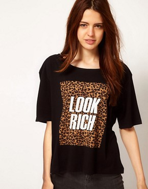 Image 1 of A Question Of Look Rich Organic T-Shirt