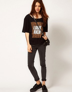 Image 4 of A Question Of Look Rich Organic T-Shirt