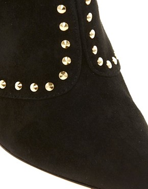 Image 2 ofDune Bad Boi Studded Shoe Boots