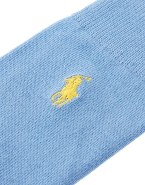 Image 2 ofPolo Ralph Lauren Ribbed Socks