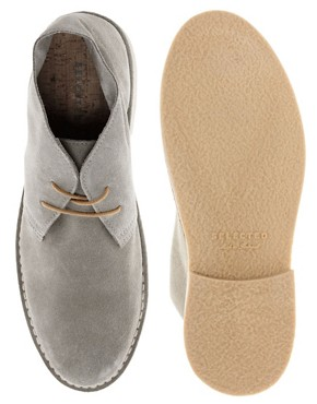 Image 3 ofSelected Homme Leon Desert Boots