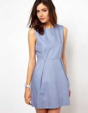 BZR Chambray Dress