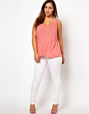 New Look Inspire White Jean