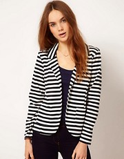 A Wear Stripe Blazer