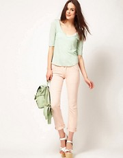 CITIZENS of HUMANITY Dylan Boyfriend Jeans In Flamingo