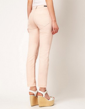 Image 2 ofCITIZENS of HUMANITY Dylan Boyfriend Jeans In Flamingo